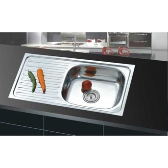Kitchen Sink( Bak Cuci Piring) Stainless Steel 100cm