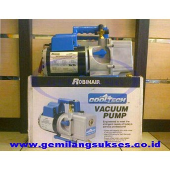 Vacuum Pump Robinair Model 15601 ( 1/ 2 HP)