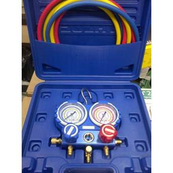 Manifold Value VMG-2-R22-B-R407C-R404A-R134a
