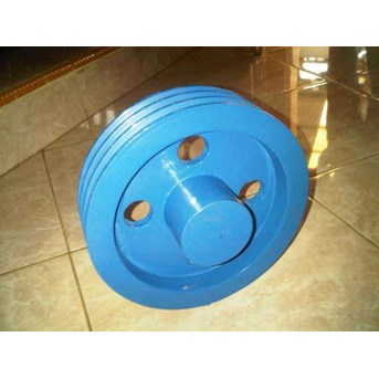 pulley plat