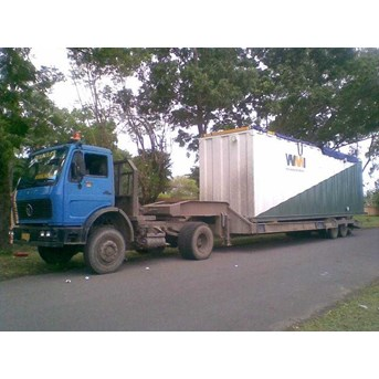 Jasa Angkutan High Cube Container