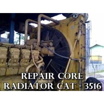 Replacement and Repair Core Radiator for Engine CAT 3516