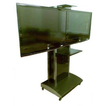FLOOR STAND LCD TV 2 MONITOR