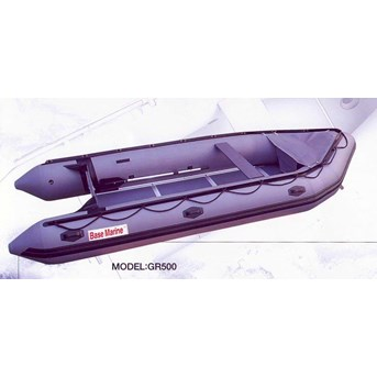 Perahu Karet / Rubber Boat / Inflatable Boat BASE MARINE