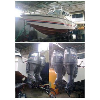 Jual Speed Boat Scond