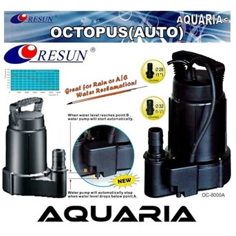 RESUN Octopus Vertical Submersible Pump