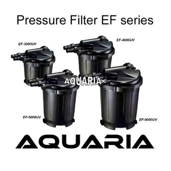 ATMAN Filter Kolam EF series dengan UV Atman Pressure Filter with UVC