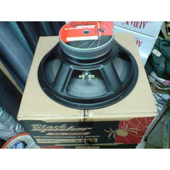 speaker black spider BS 1530 15