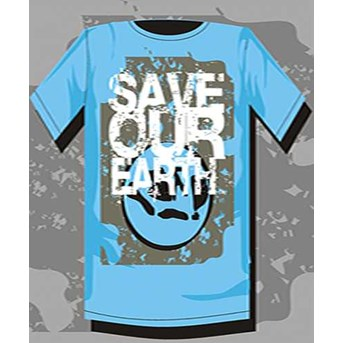 Tshirt Save our earth