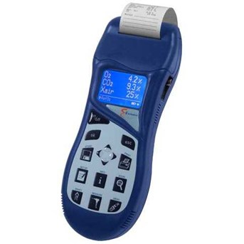 Combustion Gas & Emissions Analyzers: Industrial E1100