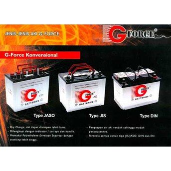 Aki GForce / GForce Battery