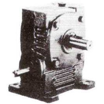 TSF WORM GEAR SPEED REDUCERS