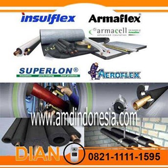 INSULATION AEROFLEX ARMAFLEX INSUFLEX SUPERLON INSULATION
