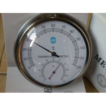 Thermohygrometers/ Dial Thermohygrometer Product Code: TH600