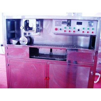 FULL AUTOMATIC CAPSULE BAND SEALING MACHINE