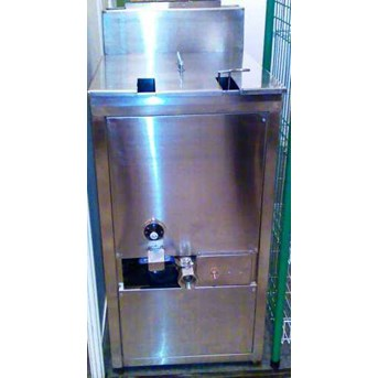 Deep Fryer Stainless Steel Otomatis/ matic with timer & heat controller