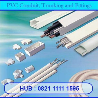 PVC Conduit, Trunking and Fittings