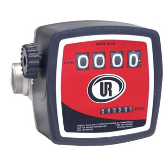 UR 400 Mechanical Flowmeter ( 4 Digits) * New Version*