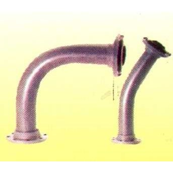 FLANGE PVC PIPE BEND ALL