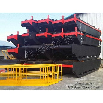 Dewatering Pump Pontoon