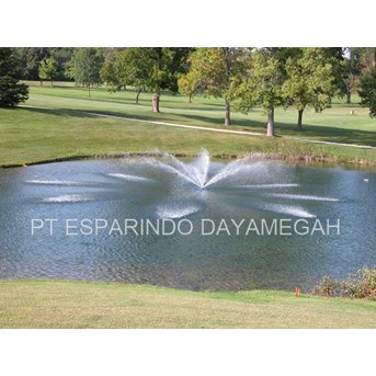 Aquamaster Diamondback ( Master Series) Floating fountain