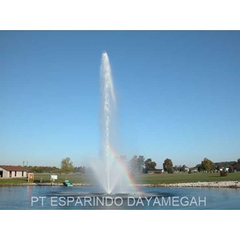 Aquamaster Virgo ( Celestial Series) Floating fountain