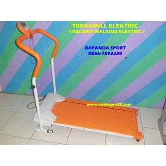 TREADMILL ELECTRIC MURAH ( EXCIDER WALKING ELEKTRIC)