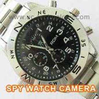 Watch camera / jam tangan camera 4GB