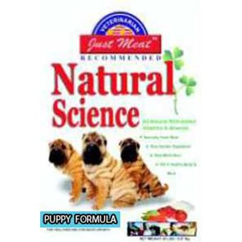 Natural Science Puppy