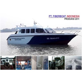 SPEED BOAT 25 PENUMPANG ( SERI FBI-1230-PB)
