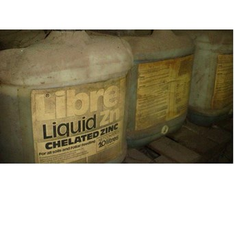 CHELATED ZINC, LIQUID ZINC UNTUK PUPUK FERTILIZER