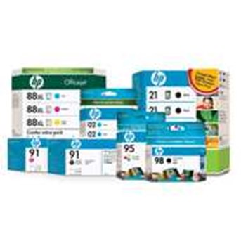 INK CARTRIDGE HP - TINTA PRINTER HP