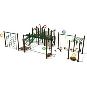 Playground Grant Grounds Fitness