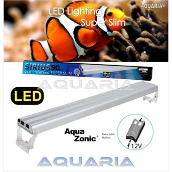 Lampu LED AQUAZONIC SIRIUS Super Slim series
