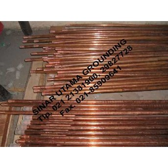 GROUND ROD | COPPER ROD | EARTHING ROD
