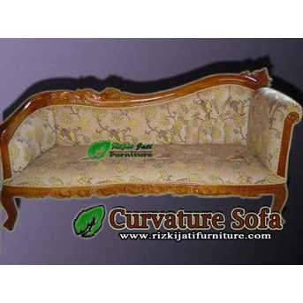 Curvature sofa l Sofa Jati Furniture l Sofa Ukir Jepara l Contemporer Furniture | teak miniimalist furniture | teak furniture |