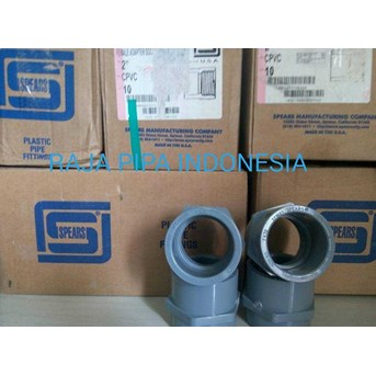 Distributor Jual Pipa PVC and CPVC Pipes - SCH 40 & 80