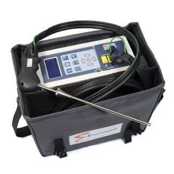E8500 Portable Industrial Combustion Gas & Emissions Analyzer