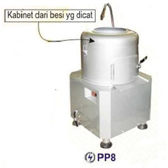 GETRA Potato Pealer Type PP - 8