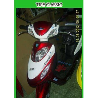 sepeda electric tipe CLASSIC