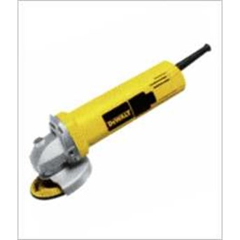 Angle Grinder With Toggle Switch DEWALT Type DW 810