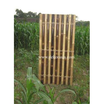 Bamboo Fencing, Bamboo Fence Indonesia