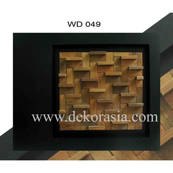 Wall Decoration, Wood Decoration