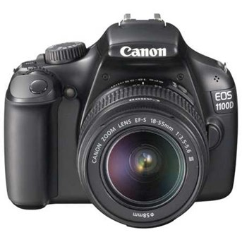 Canon EOS 1100D 1855 IS II