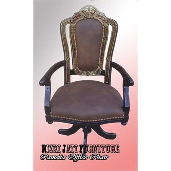 Camelia Office Chair French Painted Furniture