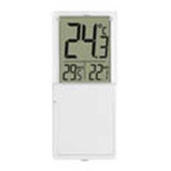 Vista digital window or indoor thermometer