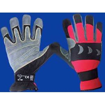 CIG Hand Protection Mechanic Gloves - Extreme Fit Mechanic