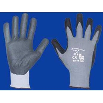 CIG Hand Protection Poliurethane Coated Nylon - PNG Master Glove