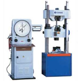 Tension Series Dial Hydraulic Universal Testing Machine WE-1000