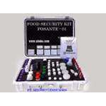 Jual FOSANTE / FOOD SECURITY / SAFETY / DETECTION KIT, ALAT UJI MAKANAN. SAFE 01, 02 & 03. Ready Stock, Call / sms ; 081212265507 REVOLD RS